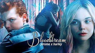 jerome & harley | bloodstream