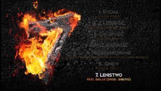 Biały - Lenistwo (feat. Dolar, prod. GREJTU)