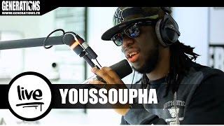 Youssoupha - Chanson Française (Live des studios de Generations)