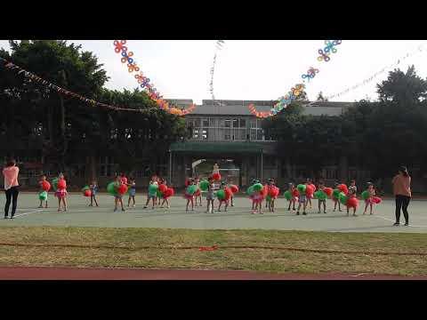 平日練習校慶舞蹈 - YouTube