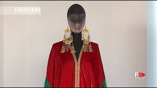 ELIO FERRARO NN COUTURE L`HERITAGE MORESQUE 2019 Palermo Fashion Channel
