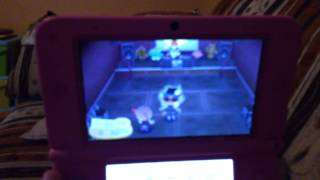 Hayley Showing Club LOL Emotions Animal Crossing New Leaf