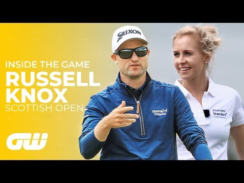 Iona Plays Russell Knox at the Scottish Open! | Golfing World