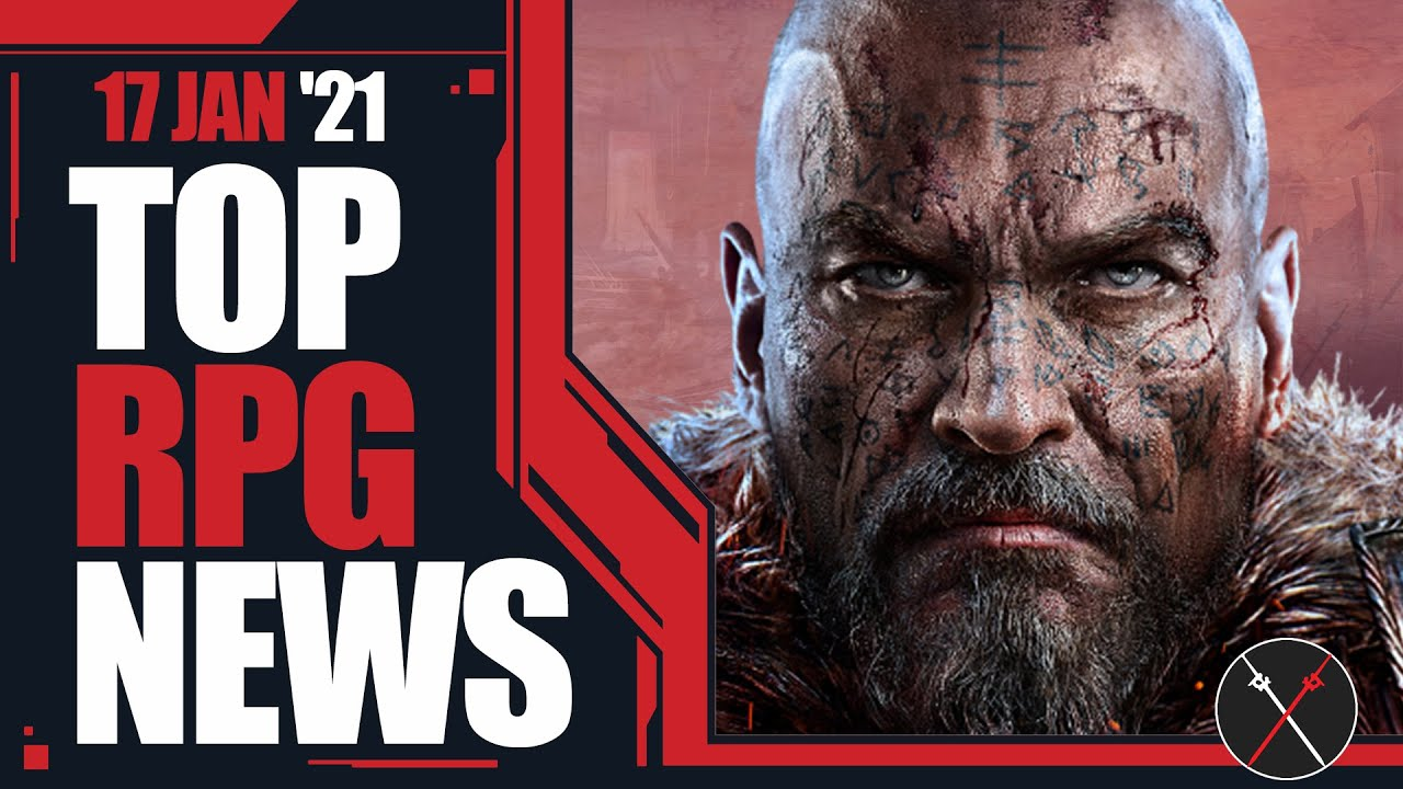 Fextralife - Elden Ring Concept Art, Lords of the Fallen 2, Nioh 2, Top RPG News of the Week January 17, 2021