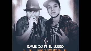 EL LUKEO FT EMUS DJ - LA ZATIRA (TEMA NUEVO 2015)