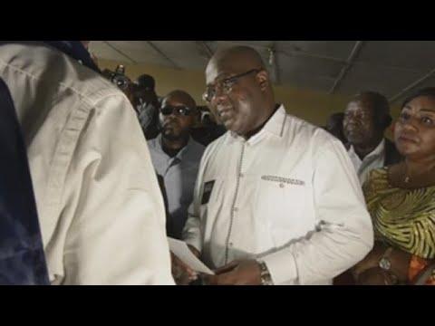 El opositor Tshisekedi gana las elecciones presidenciales en RD del Congo
