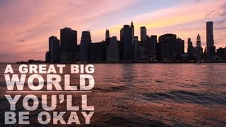 A Great Big World - You'll Be Okay [Live @ Brooklyn Bridge Park]