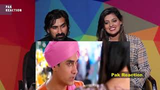 Pak Reaction To   3 Idiots Movie  Marriage Scene Best Comedy Ever width=
