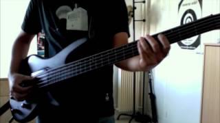Fretless Bass cover : Chocolate jesus -- Beth hard and joe bonamassa