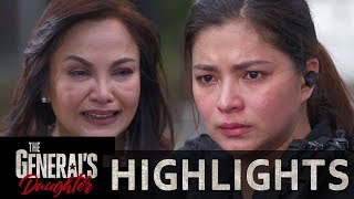 Corazon reveals the truth about Rhian's identity   The General's Daughter (With Eng Subs)