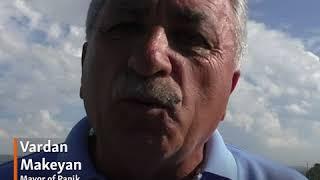 Panic In Panik: Russian Military Drills Shake Armenian Village