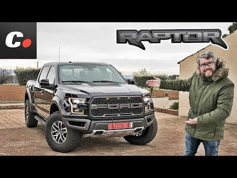 Ford F-150 Raptor SuperCrew | Prueba / Test / Review en español | coches.net