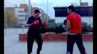 Cesar vs Garcia no bajes la guardia cesar