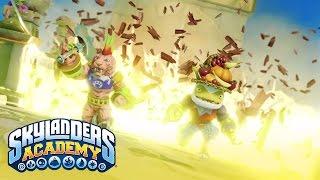 Skylanders Academy HARMONY by Timbaland feat. Dalton Diehl - Skylanders Gameplay Music Video