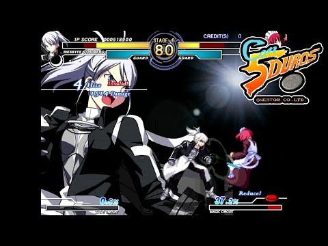 "MELTY BLOOD ACTRESS AGAIN - ""CON 5 DUROS"" Episodio 829 (+ SSF2TP SNES ver 1.1 / MUGEN) (1cc) (CTR)"