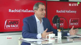 L'Info en Face avec Abdelghani Youmni