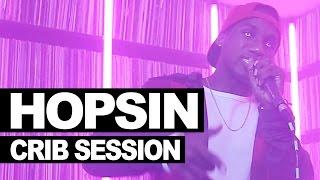 Hopsin freestyle - Westwood Crib Session