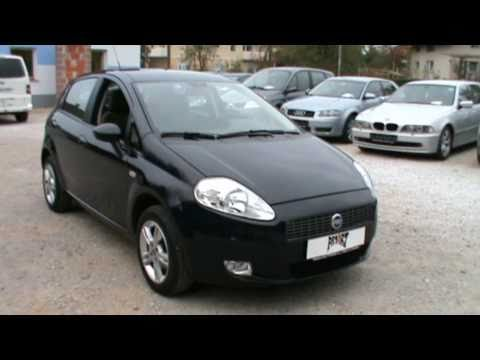 2008 Fiat Grande Punto 1.2i ACTUAL Full Review,Start Up, Engine, and In Depth Tour