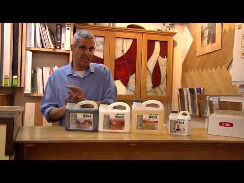 סרטון: תחזוקה לפרקט בגמר שמן