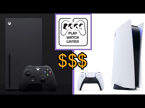 How PS5 & Xbox Series X Scalpers Work | Play, Watch, Listen ep. 41