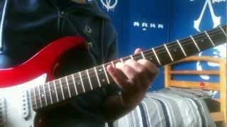 Sacrificial - The Binding Of Isaac Guitar Cover