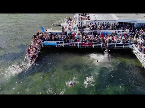 Kiel.Sailing.City Anbaden - Eröffnung der Badesaison 2019
