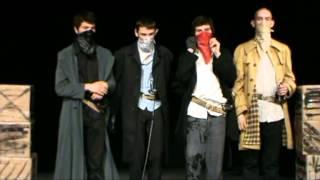 Честна Мускетарска (HONEST MUSKETEERS) Trailer 1