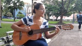 Camilla Leonel - Baba baby (cover Kelly Key)