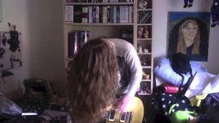 Airbourne - Live It Up guitar cover!!!