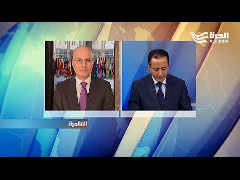 من الخارجية الأميركية الزميل ميشال غندور حول إقالة تيلرسون من منصب وزير الخارجية