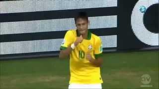 Neymar T dance----Brazil-Italy