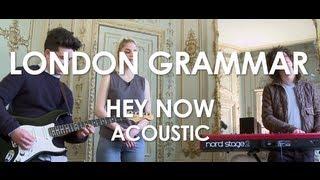 London Grammar - Hey Now - Acoustic [ Live in Paris ]