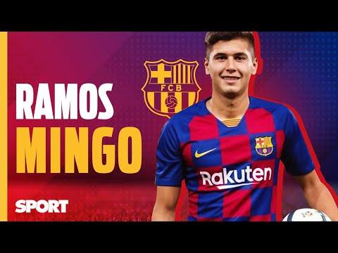 SANTIAGO RAMOS MINGO 💥 todo lo que DEBES SABER de la PROMESA del FC BARCELONA y la DENUNCIA de BOCA