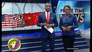 TVJ News: USA & China Face-off in a Trade War - August 15 2019