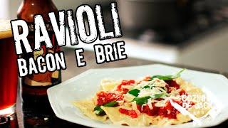 Ravioli de Bacon e Brie   A Maravilhosa Cozinha de Jack S03E20A