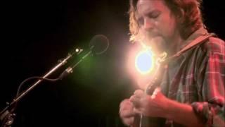 Eddie Vedder - Rise Live