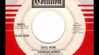 MEMPHIS HORNS  Soul Bowl