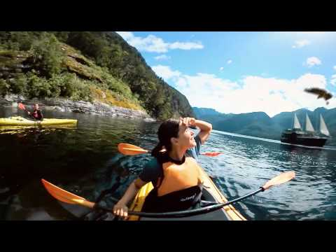 100% Pure New Zealand Presents: Doubtful Sound in 360