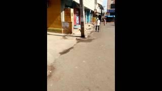 doddaballapur town bandh efect video