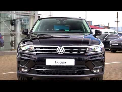 Volkswagen Tiguan Limited Edition