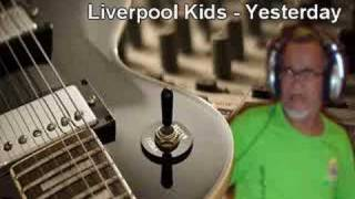 Mucao.com.br - Licurgo Canta - Liverpool Kids - Yesterday