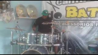 Rapha Mark Drum Cover - Bora Beber / Felipe Araujo