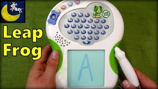 LeapFrog Scribble and Write Tablet - Learn How to Write Letters!
