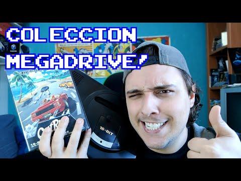 MI COLECCIÓN!! || MegaDrive Edition!