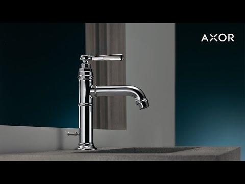AXOR Montreux | Классический аутентичный дизайн ванной