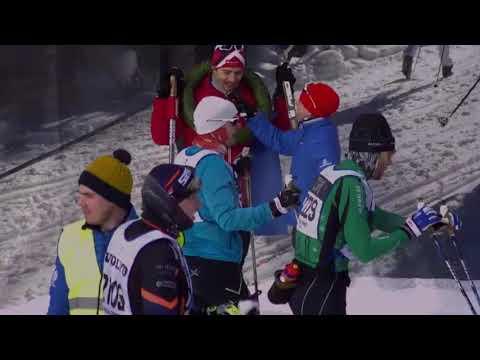 Vasaloppet 2018 - Intervju med Andreas Nygaard