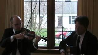 Moonlight in Vermont (Violin & Guitar)