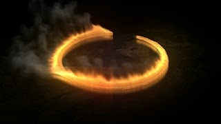 Fire Logo Intro Template #147 Sony Vegas Pro