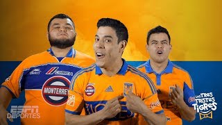 Tigres Campeón en Final Regia - Apertura 2017