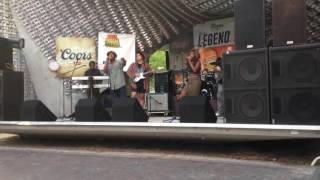 Soca/reggae fest 2016 RasTamils rain from the sky (cover)
